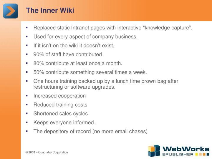 The Inner Wiki