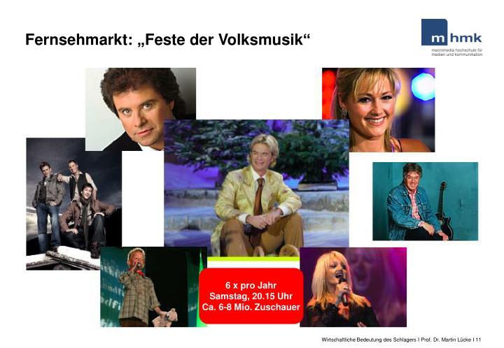 Feste Der Volksmusik