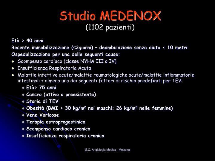 Studio MEDENOX