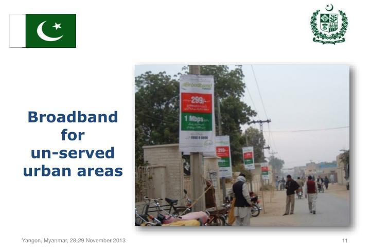 Broadband for