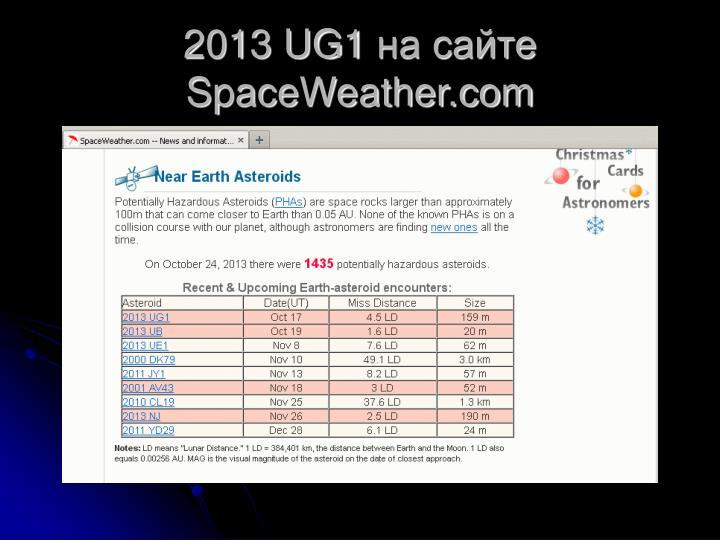 2013 UG1