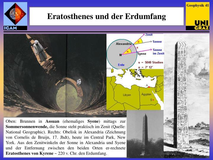 Geophysik 41
