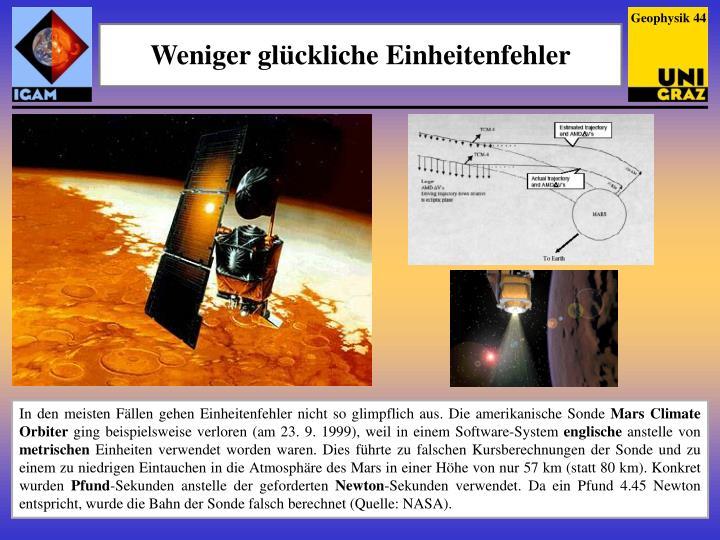 Geophysik 44