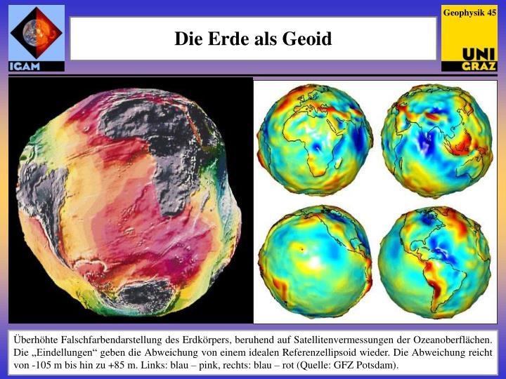 Geophysik 45