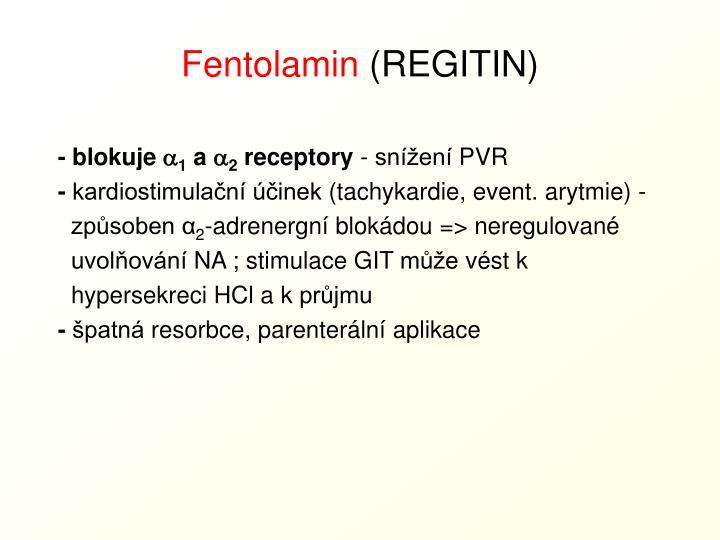 Fentolamin