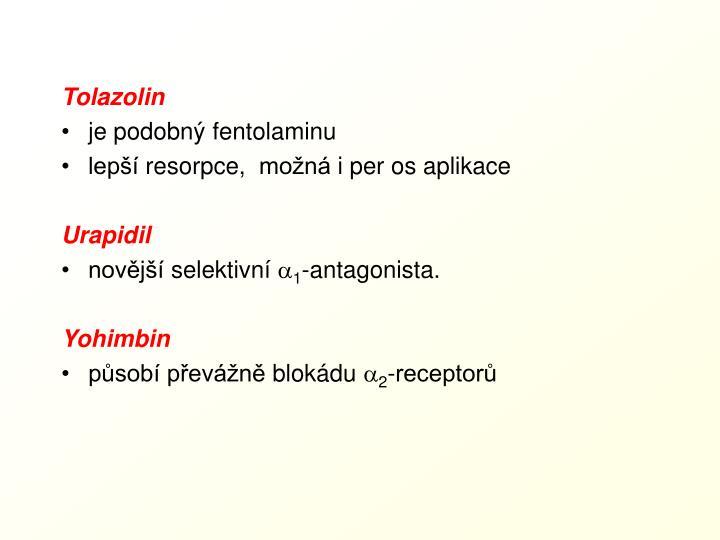Tolazolin