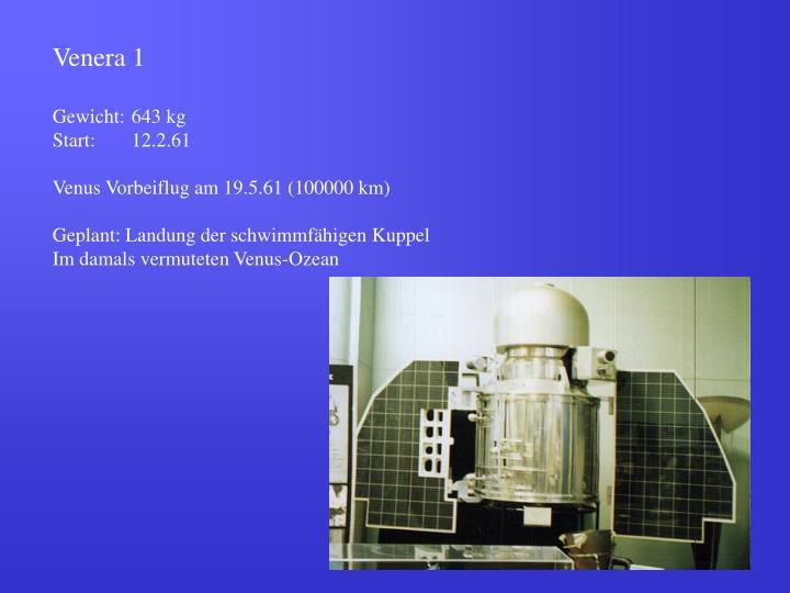 Venera 1