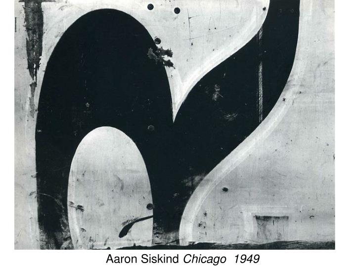 Aaron Siskind