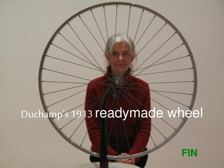 Duchamp's 1913