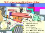 opto mechanical implementation1