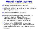 mental health system1