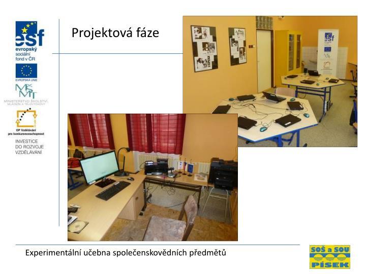Projektová fáze