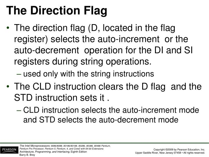 The Direction Flag