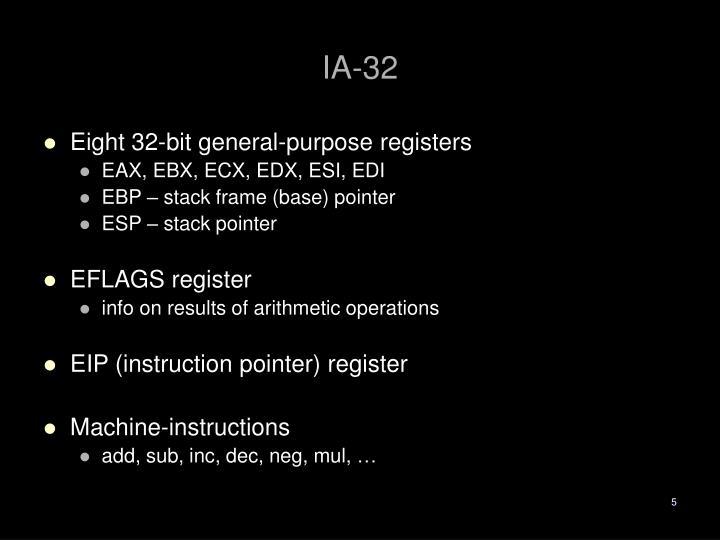 IA-32