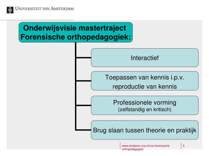 www.studeren.uva.nl/ma-forensische-orthopedagogiek