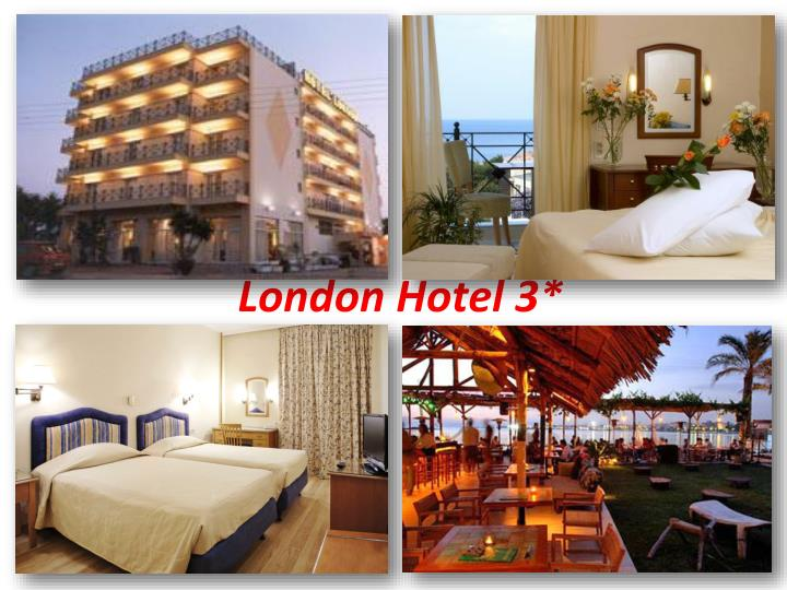 London Hotel 3*