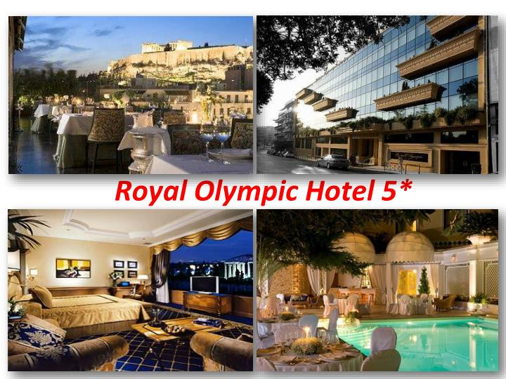 Royal olympic hotel 5