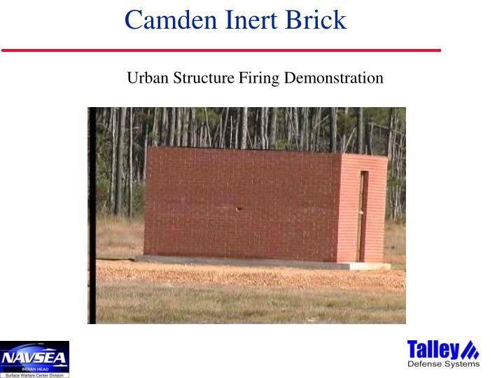 Camden Inert Brick