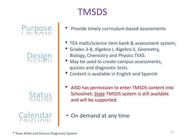 TMSDS