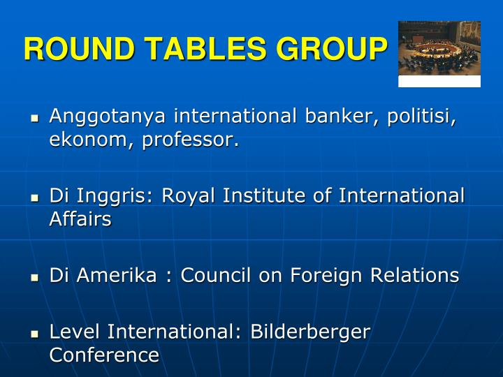 ROUND TABLES GROUP