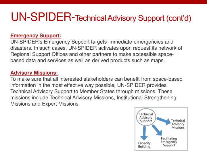 UN-SPIDER-