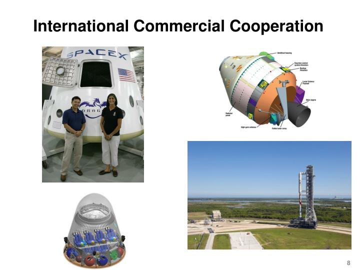 International Commercial Cooperation
