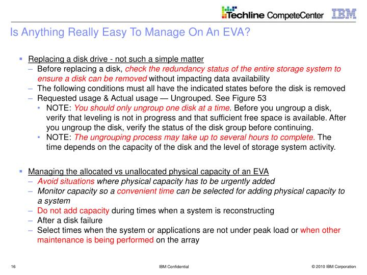 Is Anything Really Easy To Manage On An EVA?