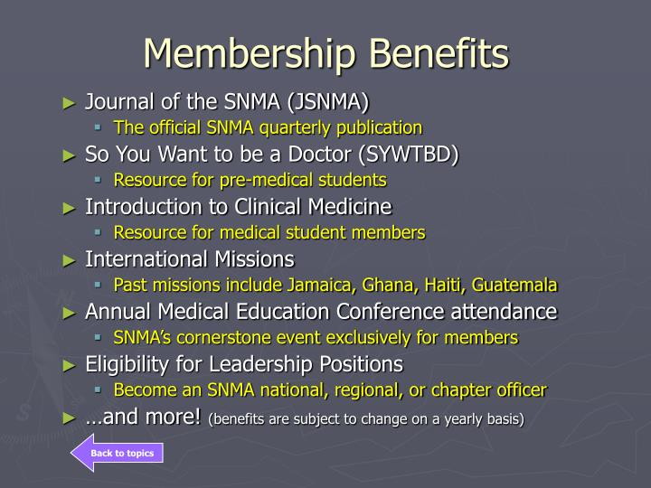 Journal of the SNMA (JSNMA)