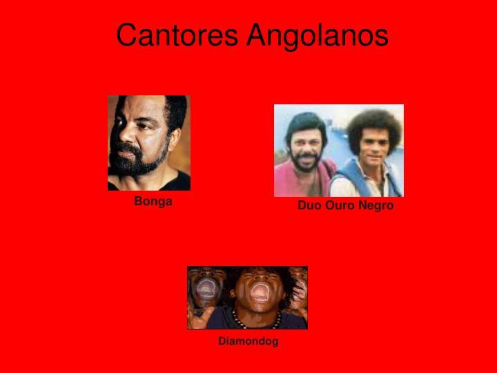 Cantores Angolanos