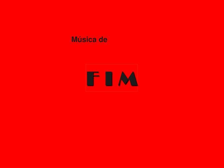 Música de