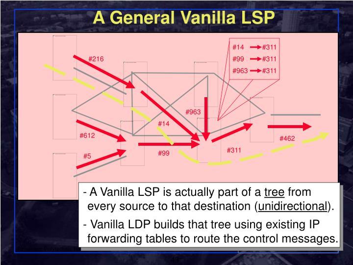 A General Vanilla LSP