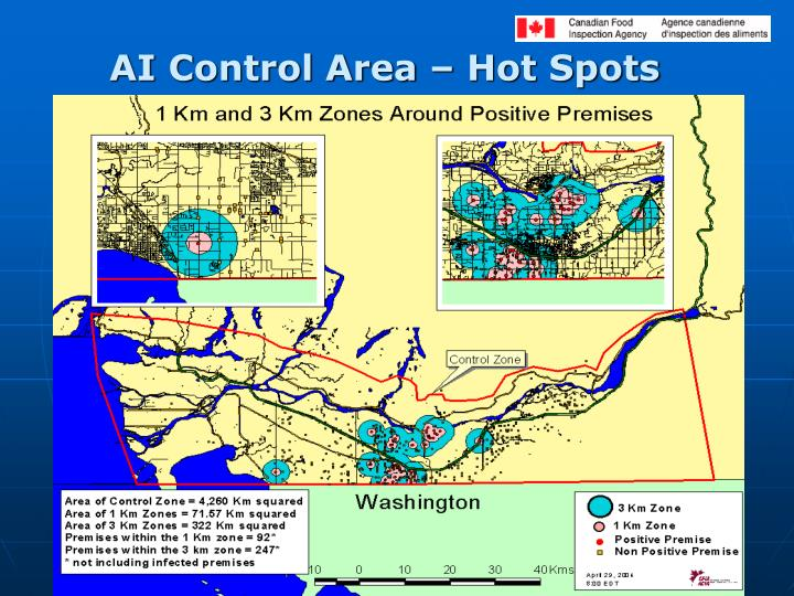 AI Control Area – Hot Spots