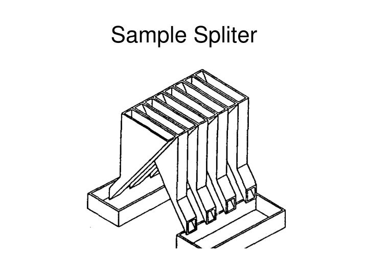 Sample Spliter