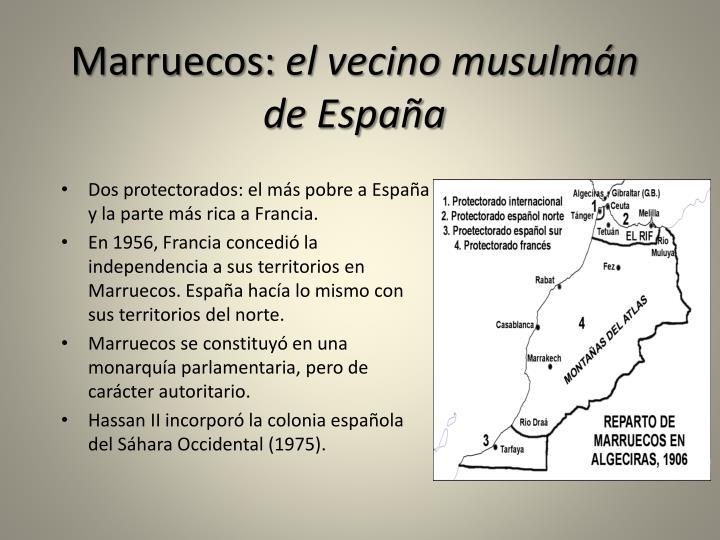 Marruecos: