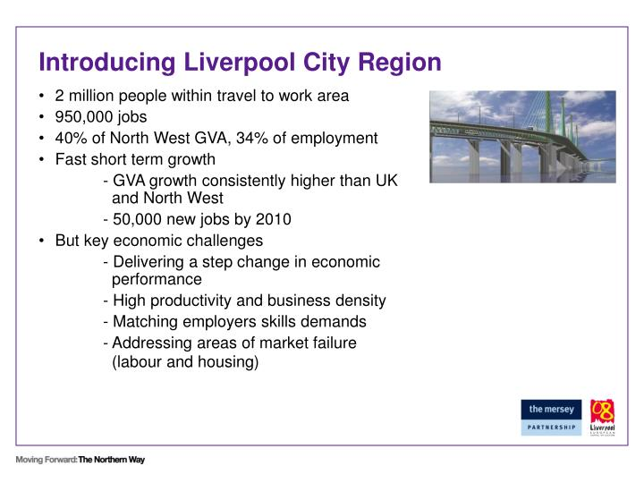 Introducing Liverpool City Region