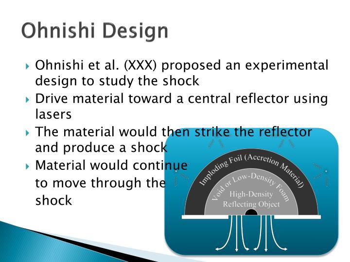 Ohnishi Design