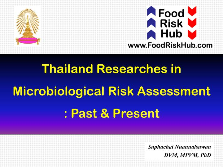 Thailand Researches in