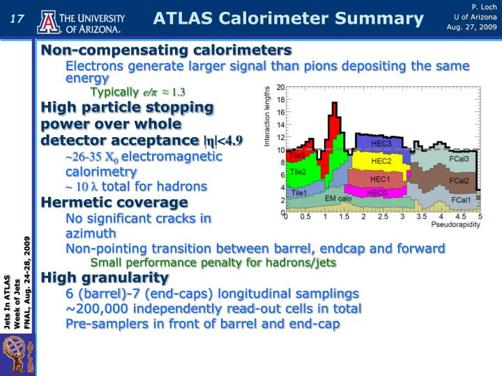 ATLAS Calorimeter Summary