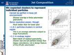 jet composition