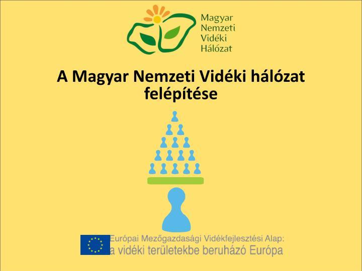 A Magyar Nemzeti Vidéki hálózat