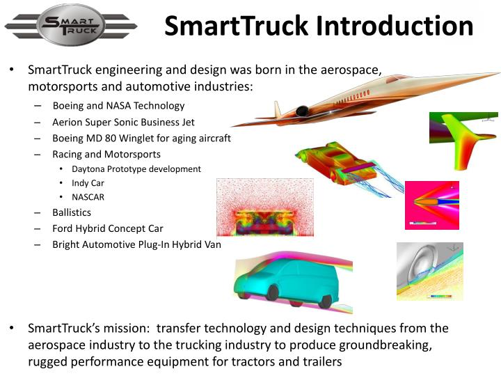 SmartTruck Introduction