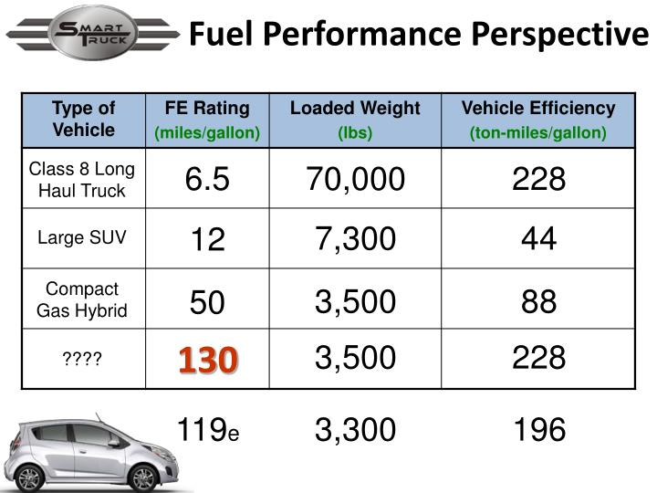 Fuel Performance Perspective