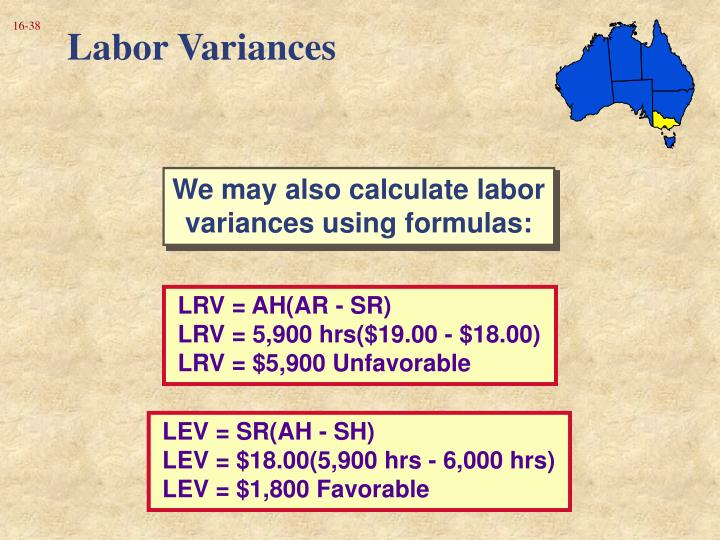Labor Variances