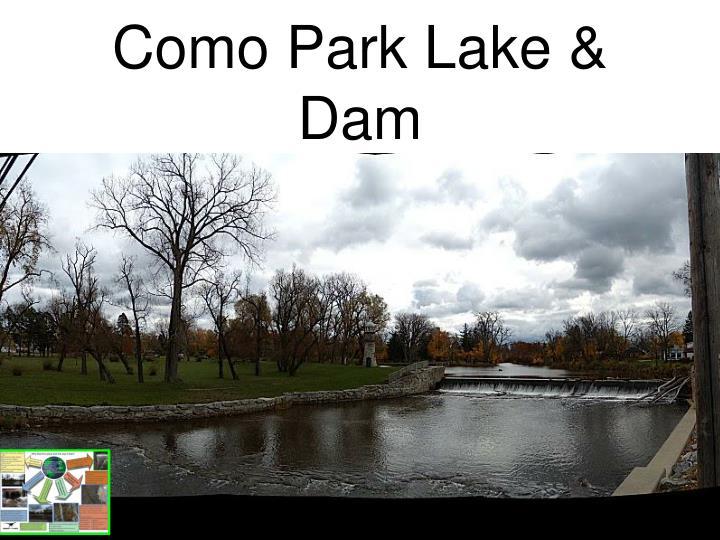 Como Park Lake & Dam