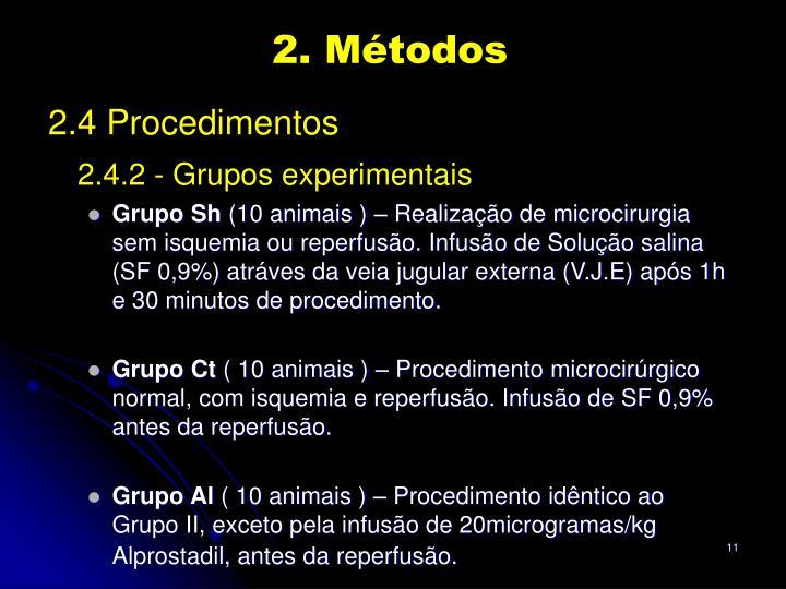 2. Métodos