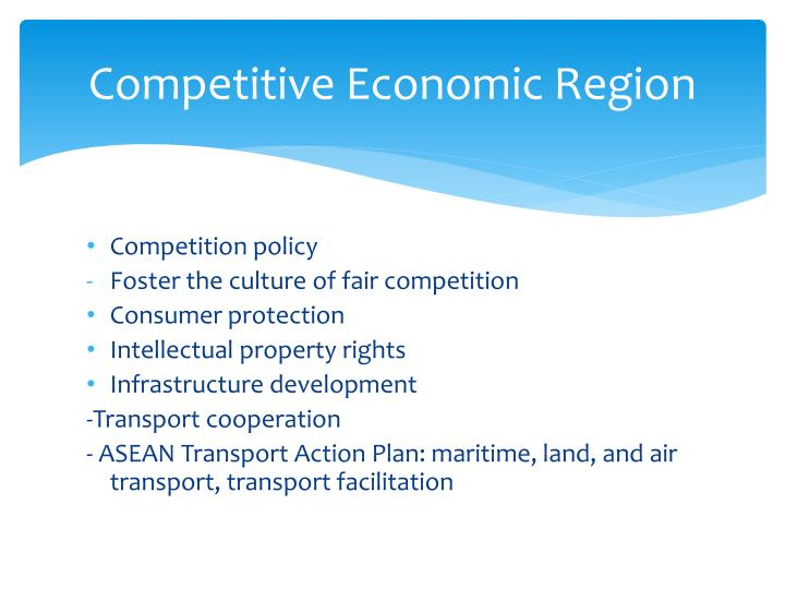 Competitive Economic Region