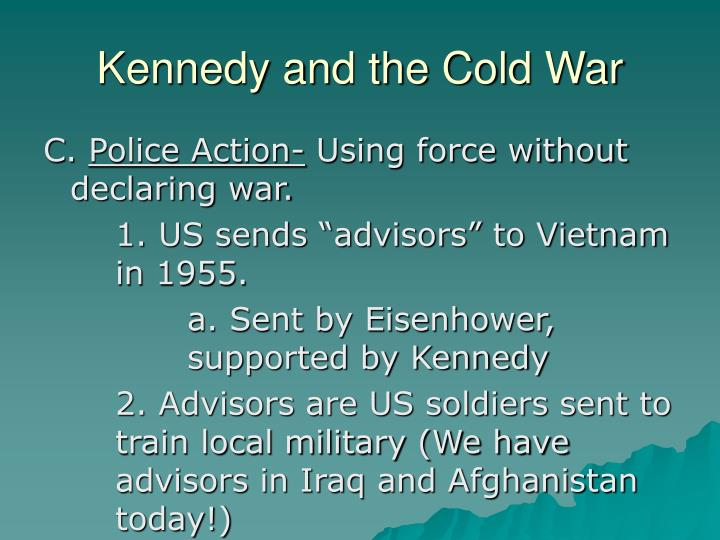 Kennedy and the Cold War