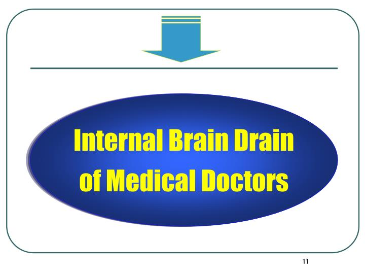 Internal Brain Drain