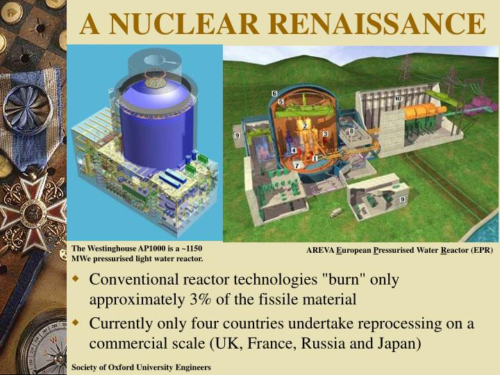 A NUCLEAR RENAISSANCE