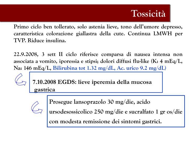 Tossicità